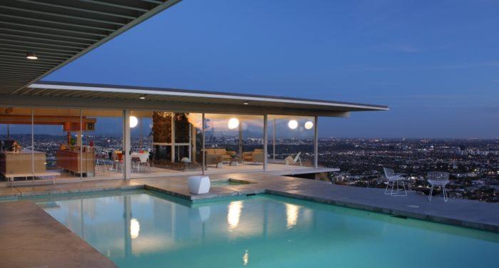 ロサンゼルスのモダン建築|ロサ...