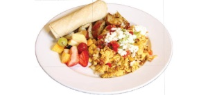 Mexican Scramble