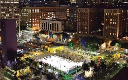 Holiday Ice Rink® Pershing Square