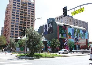 The Museum of Contemporary Art, Los Angeles (MOCA)の外観