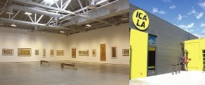 The Institute of Contemporary Art, Los Angelesの内観と外観