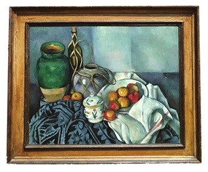 Paul Cézanneの作品「Still Life with Apples」