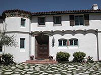 Adamson House & the Malibu Lagoon Museumの外観