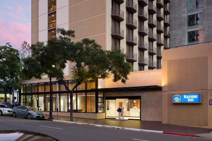 サンディエゴ ホテル